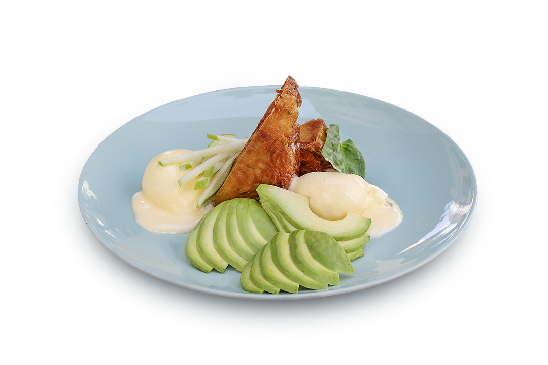 Benny con Aguacate